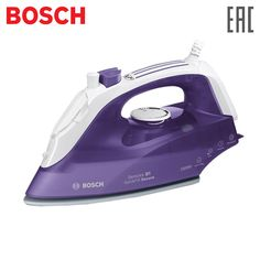 Iron Bosch steam generator for ironing irons steam Household for Clothes Selfcleaning Burst of Steam zipper Bosch, Laundry Appliances, Home Appliances, Steam Generator, Steam Iron, Household, Zipper, Purple, Cleaning