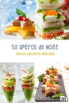 ♦ Christmas recipies ♦ Full of festive ideas for the Christmas aperitif. You will inevitably find a recipe for your Christmas aperitif # # # # Brunch Appetizers, Holiday Appetizers, Christmas Brunch, Christmas Cooking, Christmas Christmas, Tapas, Snack Recipes, Snacks, Gourmet