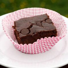 Vegan Spinach Brownie Recipe