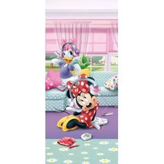 Minnie egeres álló poszter x 202 cm) Disney Mickey Mouse, Minnie Mouse, Collection Disney, Daisy Girl, Decoration, Kids Rugs, Scrapbook, Dance, Character