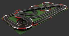 Ninco Master Track Layout Kit