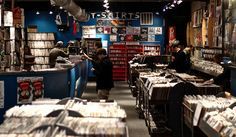 27 Breathtaking Record Stores You Have To Shop At Before You Die
