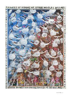 International journal of outsider art, folk art, visionary art and art brut.