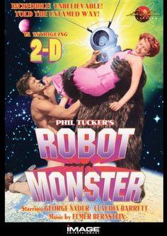 Robot Monster: George Barrows, Claudia Barrett, Selena Royle, John Mylong, Gregory Moffett, George Nader, Jack Greenhalgh, Phil Tucker, Merrill G. White, Al Zimbalist, Alan Winston, Wyott Ordung: Movies & TV