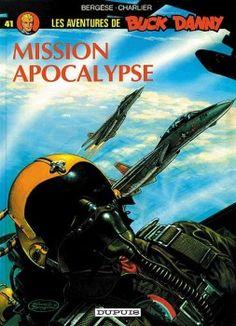 buck danny tome 41 - mission apocalypse