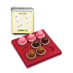 Chocolate Fix - Love this game!  You can have the kids make their own game board with construction paper and put the clue cards on the document camera!