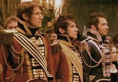 Uniforms from 'Vanity Fair.'