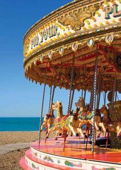 Brighton Beach Carousel #2 (B4R)