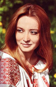 Margarita Terehova, russian theatre and movie actress