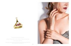 Daou Jewellery Look book page 22-23