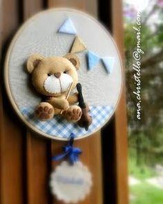 Ideas de fieltro para decorar la habitación de los peques | Decorar tu casa es facilisimo.com