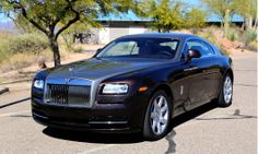 Rolls Royce 2014 | 2014 Rolls-Royce Wraith First Drive, Scottsdale, Arizona #rollsroyce #cars