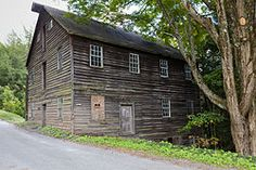 Kaese Mill - located near Accident, Maryland. In its time it was the only fully operational water-powered grist mill in Maryland and is now on the National Register of Historic Places.