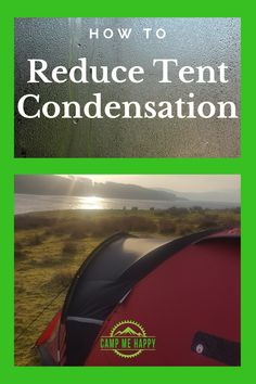 Have you ever had tent condensation. Learn what causes it and how you can prevent it with a few easy steps.