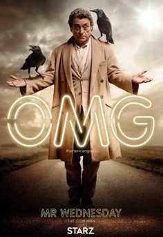 American Gods: Ian McShane as Mr. Wednesday