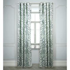 Lark Manor Double Drape Curtain Panel