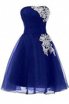 And endless amount of straightforward homecoming clothes for you plus your besties. #Shortpromdresses