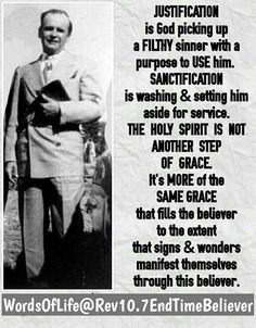 Listen up, you filthy sinners! Prophet Quotes, Bible Verses Quotes, God Jesus, Jesus Christ, Old Time Religion, Rare Words, Message Quotes, Praise The Lords, Yesterday And Today