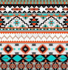 Native american seamless tribal pattern with geometric elements iPhone 8 Cases Native American Patterns, Native American Design, Indian Patterns, Tribal Patterns, Tribal Print Pattern, Motif Navajo, Navajo Pattern, Navajo Art, Navajo Style