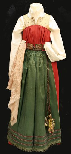 FolkCostume&Embroidery: Sarafan-like costumes of Europe Folk Costume, Costumes, Folk Clothing, Hardanger Embroidery, Folk Dance, Folklore, Traditional Outfits, Scandinavian, Ethnic