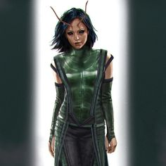'Mantis' concept art for 'Guardians Of The Galaxy: Vol. - Visit to grab an amazing super hero shirt now on sale! Marvel Concept Art, Marvel Art, Marvel Heroes, Marvel Avengers, Marvel Comics, Marvel Comic Universe, Comics Universe, Marvel Cinematic Universe, Mantis Marvel
