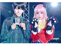 Matsuno Choromatsu and Hashimoto Nyaa by usagiyakuro on World Cosplay