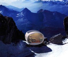 (34) Fancy - Living Ecological Alpine Pod