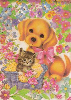 Cachorro e gato                                                                                                                                                                                 Mais