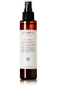 Lavett & Chin|Coconut Moisturizing Facial Mist, 118ml|NET-A-PORTER.COM