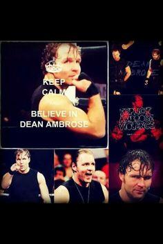 I will ALWAYS believe in Dean :)