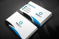 Clean Business Card @creativework247