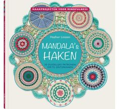 Mandala's haken - Haafner Linssen, Haakboek - Boeken