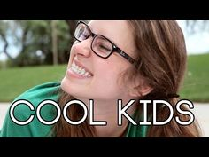 ▶ Cool Kids - Echosmith (Kenzie Nimmo Cover) Official Music Video - YouTube Love this!!