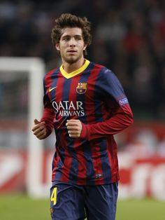 Sergi Roberto Carnicer. Sergi Roberto, Fc Barcelona, Football Players, Album, Game, Hot, Sports, Beautiful, Hs Sports
