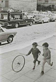 Palerme, Italie, 1971, Henri Cartier-Bresson. (1908 - 2004)