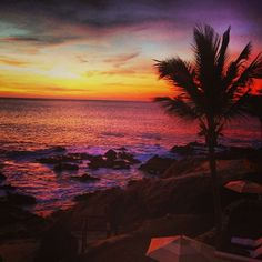 Catch a sunrise and bring some Cabo warmth into your life with a stay at the @oneandonlypalmilla. Photo courtesy of jnasa on Instagram.