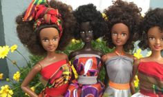 The Afro-Caribbean-Inspired Dolls That Should've Existed A Long Time Ago…