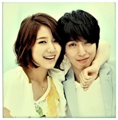 Park Shin Hye & Jung Yonghwa for Heartstrings (You've Fallen For Me)