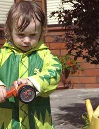 The Kids Garden Website
