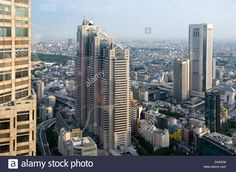Image result for downtown tokyo building Tokyo City, Skate Park, Aerial View, San Francisco Skyline, Silhouettes, New York Skyline, Buildings, Travel, Image