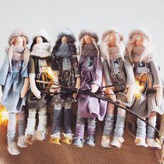 Тильда куклы «Лесные сказки» - купить или заказать в интернет-магазине на Ярмарке Мастеров - E7NB7RU. Санкт-Петербург | Я рада представить вам мою зимнюю коллекцию кукол…