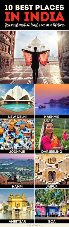 Travel India | Things to do and places to see