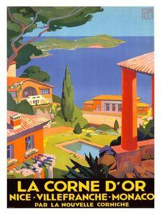 La Corne d'Or Giclee Print at AllPosters.com