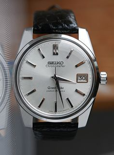 Grand Seiko – Adventures in Amateur Watch Fettling Best Watches For Men, Luxury Watches For Men, Cool Watches, Wrist Watches, Seiko Automatic, Skeleton Watches, Seiko Men, Swiss Army Watches, Seiko Watches