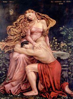 Art painting Art of RomancebyLauri Blank