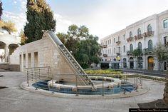 Jaffa street (begining)