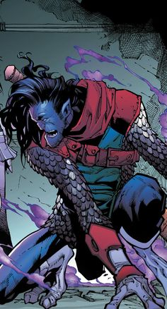 Nightcrawler by Humberto Ramos