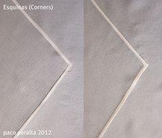 Multiple seaming techniques for sheer fabrics BCN - UNIQUE designer patterns: transparent Fabrics (Sewing Tutorial) .-
