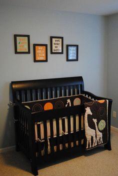 Baby Boy Nursery Decor Giraffe Wall Art You Are My Sunshine Baby Room Decor Animal Nursery Art Print Baby Shower Gift Set of 4 YassisPlace Pin now to view later