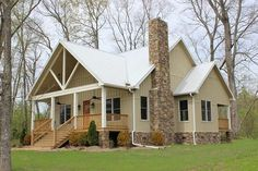 House Plan 940-00001 - Country Plan: 1,972 Square Feet, 3 Bedrooms, 3.5 Bathrooms